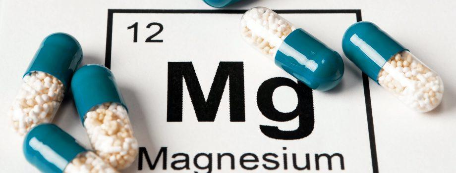 magnesium pillen