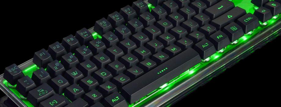 anti ghosting toetsenbord