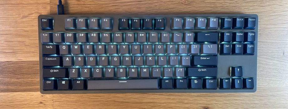 beste mechanisch toetsenbord