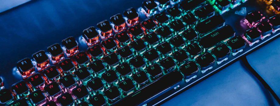 beste verlichte toetsenborden