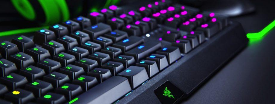 razor toetsenbord